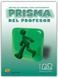 ワケあり本:PRISMA A2 CONTINUA LIBRO DEL PROFESOR