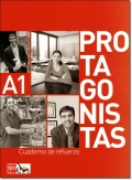 PROTAGONISTAS A1. CUADERNO DE REFUERZO