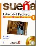 SUENA 1 LIBRO DEL PROFESOR + CD