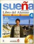 SUENA 4 LIBRO DEL ALUMNO + CD