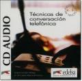 TECNICAS DE CONVERSACION TELEFONICA / CD AUDIO