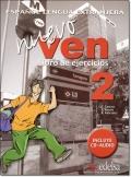 NUEVO VEN 2 LIBRO DE EJERCICIOS + CD
