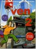 NUEVO VEN 2 LIBRO DEL PROFESOR + CD