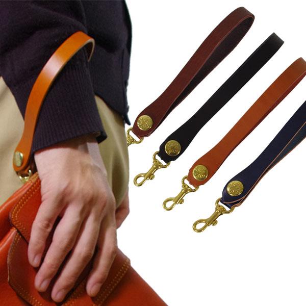 日本製 牛革 レザー クラッチストラップ クラッチバッグ 別売 セカンドバッグ