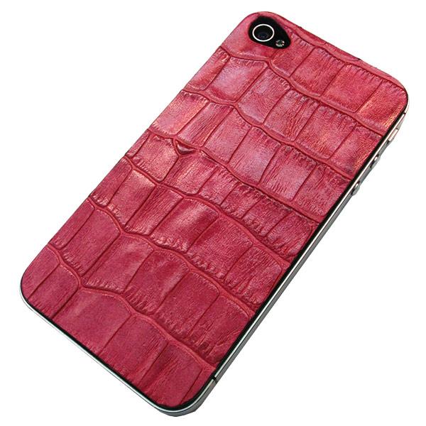iPhone 4/4s デコレザー 着せ替え シール デコ デコレーション