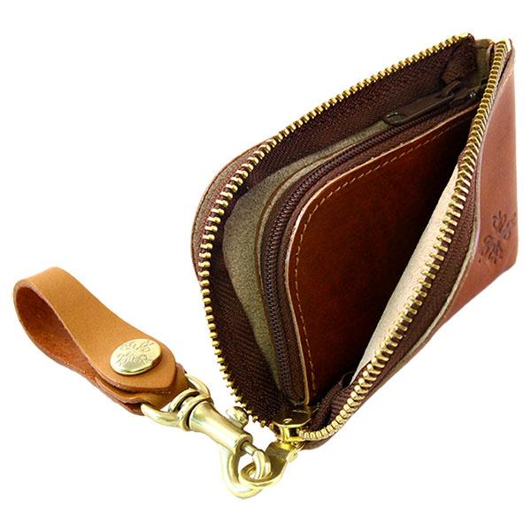 コインケース 小銭入れ カードケース アルジャン キップワックス 日本製