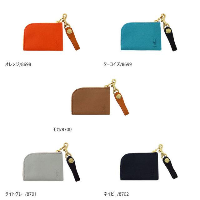 コインケース カードケース アルジャン 日本製 牛革 本革