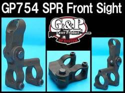 G&P社製 GP-754 SPR Front Sight【GP754】SPRタイプレプリカ フロントサイト