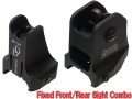 【DanielDefenseタイプレプリカ】Fixed Front/Rear Sight Combo