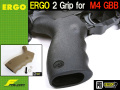 【ERGO(FALCON INDUSTRIES)製】PTS ERGO 2 Grip (エルゴグリップ) by PTS