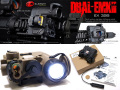 【ELEMENT製】EX328 DBAL MK2 タイプ LEDライトサイトシステム