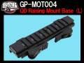 G&P社製【GP-MOT004】QD Raising Mount Base (L)