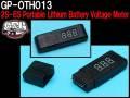 【G&P社製】GP-OTH013 / リポバッテリー電圧チェッカー