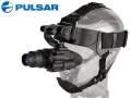 高性能ナイトビジョン【実物PULSAR製】Challenger GS 1x20 暗視ゴーグル&ヘッドマウントキット