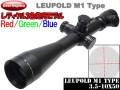 LEUPOLD M1タイプレプリカ 3.5-10X50 ライフルスコープ