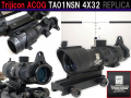 �ڸ���Data Matrix�����New Trijicon ACOG�����ץ�ץꥫ TA01 NSN 4X32��������