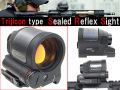 ��Trijicon�����ץ�ץꥫ��SRS (Sealed Reflex Sight)������ �ɥåȥ����ȡڥ�å���ǽ��QD��С���ǥ��