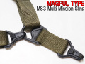 ★【MAGPULタイプレプリカ】MS3 マルチミッションスリングレプリカ