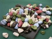 月の小石チョコレート (1kg) 砂利そっくり、人気のストーンチョコ♪