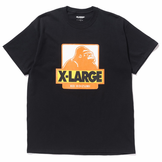 小泉慶コラボTシャツ