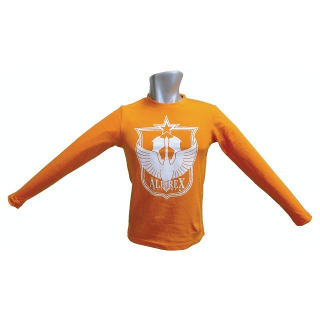 ベーシックロングスリーブTシャツ
