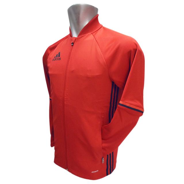 adidas Condivo16 トレーニングジャケット(レッド×ブルー)