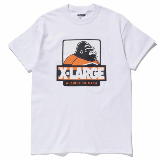 XLARGE_T_ホワイト