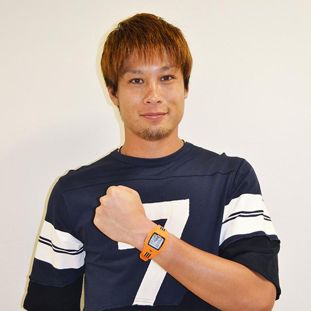 クラブ創設20周年記念adidas製腕時計