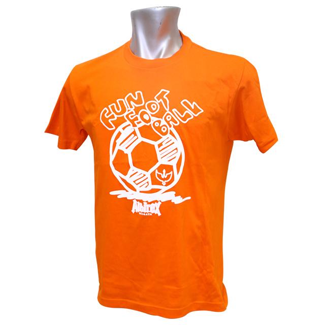 Tシャツ(フリーハンド・ボール)
