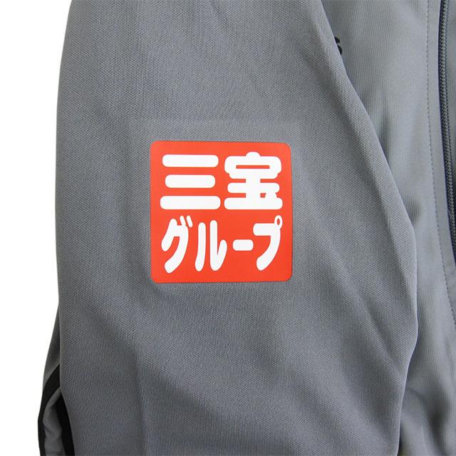 トレーニングジャケット07