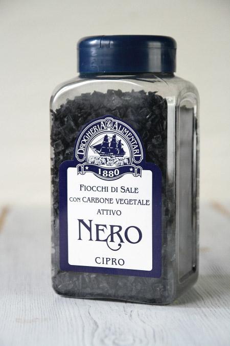 黒の塩 (炭塩) Black Salt (DROGHERIA & ALIMENTARI) 商品