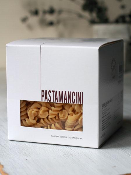 Pasta Mancini社 フジッリ 500g BOX