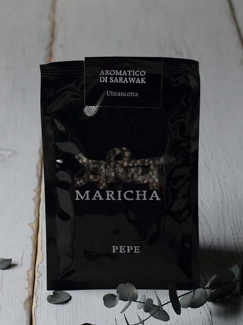 イタリア産のコショウ アロマティコ MARICHA