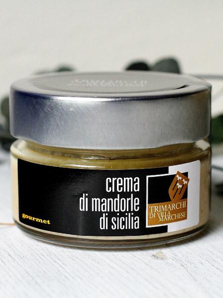 イタリア・シチリア産 アーモンドクリーム(トリマルキ社) 商品画像