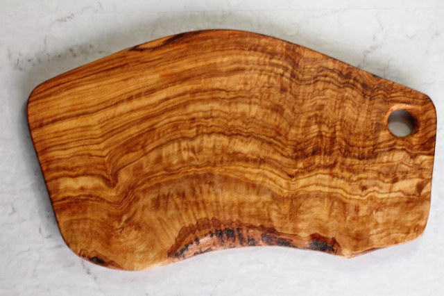 カッティングボード No.9 アルテレニョ社 イタリア製 (Italian Cutting Board made by Arte Legno Olive Wood) 商品