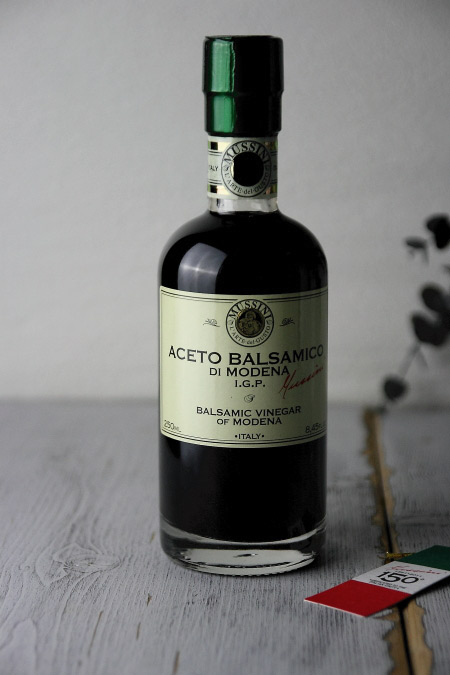 Balsamico Vinegar Capsula Verde バルサミコ酢 カプスーラ・ヴェルデ 商品