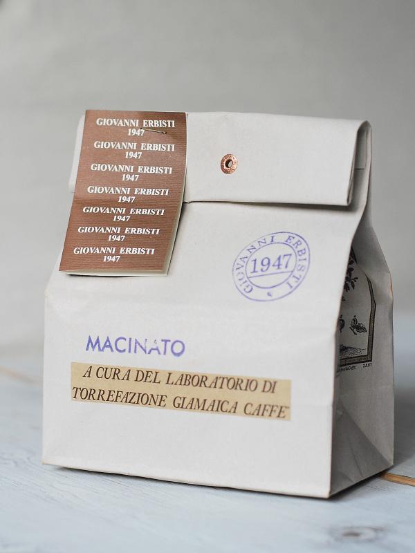 Giovanini Erbisti by Giamaica caffe (ジョバンニ・エルビスティ/ジャマイカ・カフェ) 商品