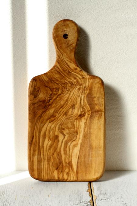オリーブの木 カッティングボード サイズ:M