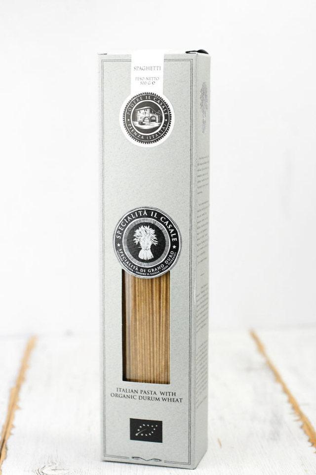 オーガニック パスタ ポデーレ・イル・カサーレ イタリア産 (Italian organic pasta by Podere il Casale) 商品