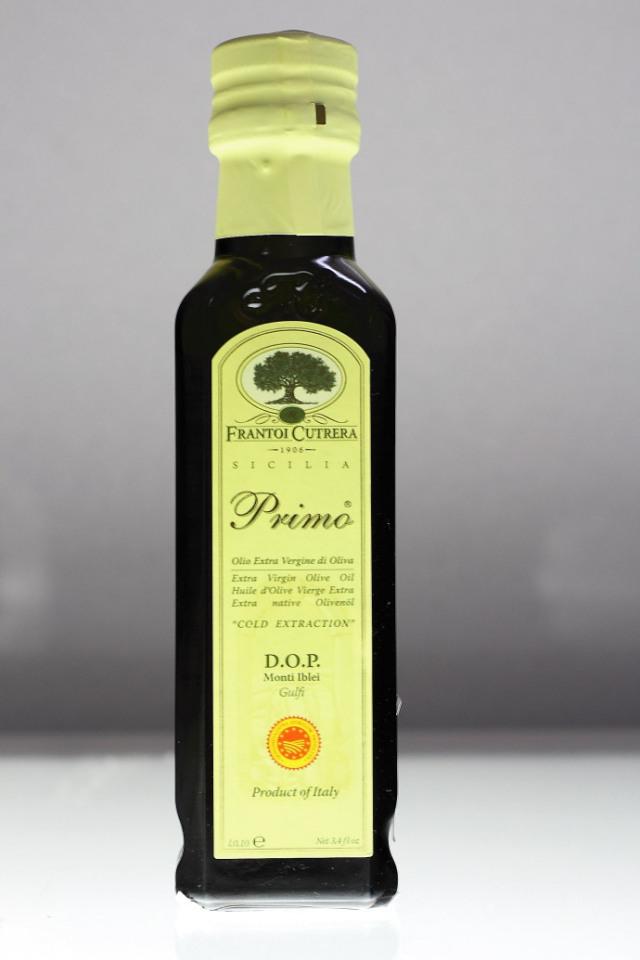 オリーブオイル プリモ D.O.P フラントイ・クトレラ社 イタリア産 (Italian olive oile Primo DOP by Frantoi Cutrera) 商品