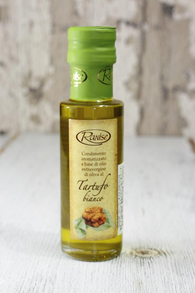 白トリュフ オリーブオイル ラニーゼ社 イタリア産 (Italian White Truffle olive oil by Ranise) 商品