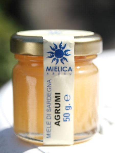 アレスマリアさんのハチミツ・オレンジ50g