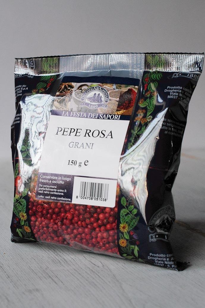 ピンクペッパー イタリア産 (Italian Pink pepper) 商品