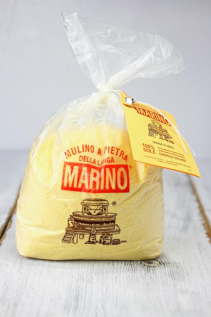 イタリア産ポレンタ粉 ムリーノ・マリーノ社 (Italian Polenta powder by Mulino Marino) 商品