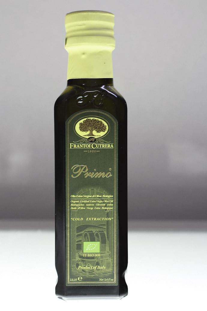 オリーブオイル プリモ ビオ フラントイ・クトレラ社 イタリア産 (Italian olive oile Primo BIO by Frantoi Cutrera) 商品