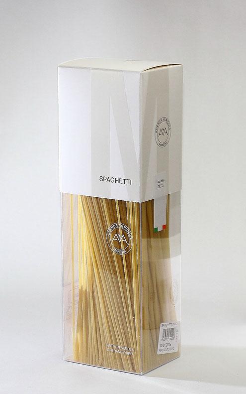 Pasta Mancini社 スパゲッティ 2.2mm 1kg BOX