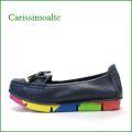 carissimoalte  カリシモアルテ  cs00312nv  ネイビー 【可愛さ満開・・ carissimoalte  ソフトなソールの・・*リボン*スリッポン】