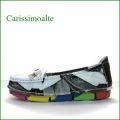 carissimo alte カリシモアルテ cs00312ivc  アイボリーコンビ 【可愛さ満開・・ carissimoalte ソフトなソールの・・*リボン*スリッポン】