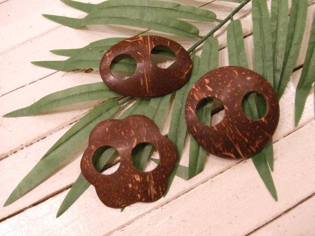 ココナッツのパレオホルダー