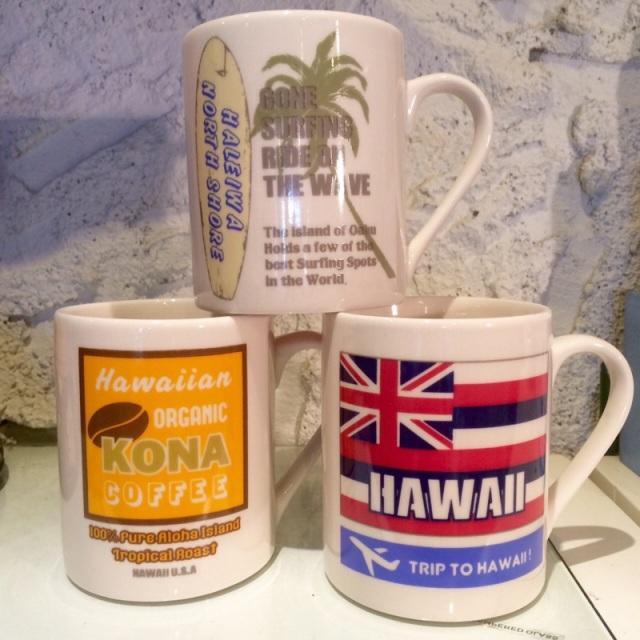 Hawaiianマグ(三種類)